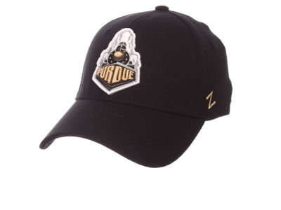 Purdue Boilermakers Zephyr NCAA Finisher Stretch Cap
