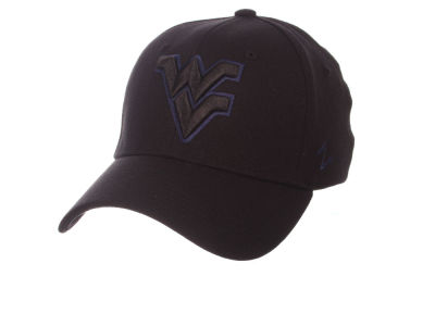 West Virginia Mountaineers Zephyr NCAA Finisher Stretch Cap
