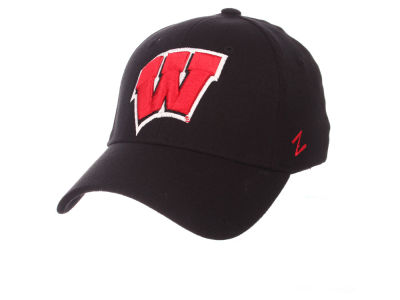 Wisconsin Badgers Zephyr NCAA Finisher Stretch Cap