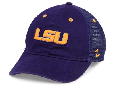 LSU Tigers Zephyr NCAA Homecoming Cap