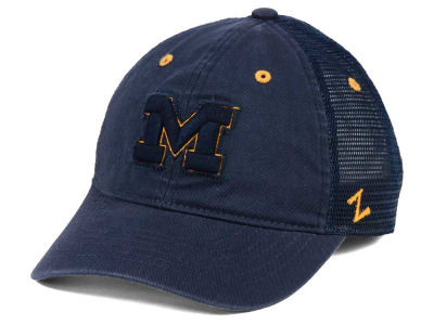 Michigan Wolverines Zephyr NCAA Homecoming Cap