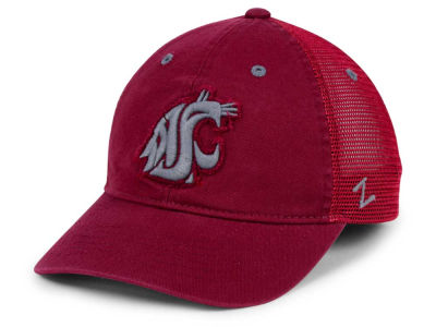 Washington State Cougars Zephyr NCAA Homecoming Cap