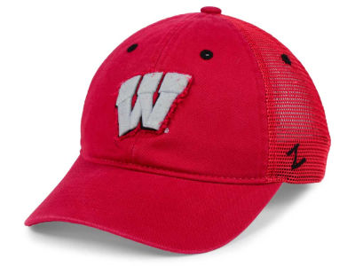 Wisconsin Badgers Zephyr NCAA Homecoming Cap