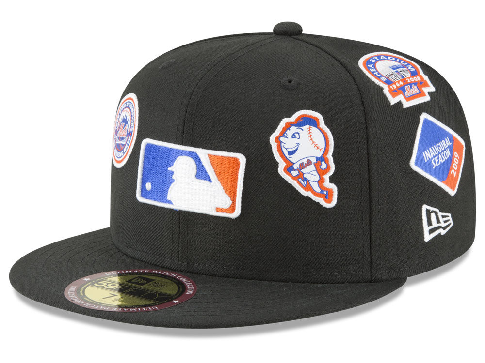 New york mets new era mlb ultimate patch collection all patches.