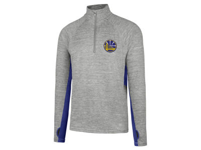Golden State Warriors '47 NBA Evolve Forward Quarter Zip Pullover