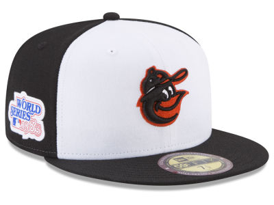 Baltimore Orioles New Era MLB Ultimate Patch Collection World Series 2.0 59FIFTY Cap