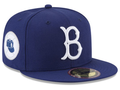 Brooklyn Dodgers New Era MLB Ultimate Patch Collection World Series 2.0 59FIFTY Cap