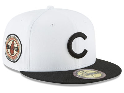 Chicago Cubs New Era MLB Ultimate Patch Collection World Series 2.0 59FIFTY Cap