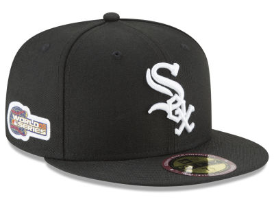 Chicago White Sox New Era MLB Ultimate Patch Collection World Series 2.0 59FIFTY Cap