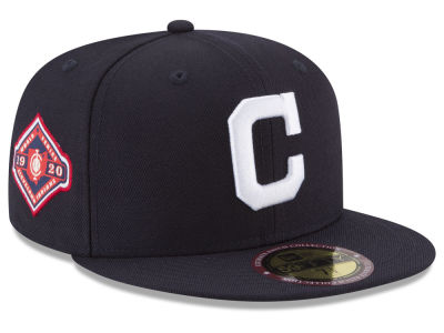 Cleveland Indians New Era MLB Ultimate Patch Collection World Series 2.0 59FIFTY Cap