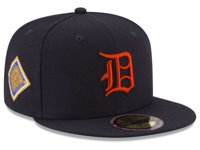 Detroit Tigers New Era MLB Ultimate Patch Collection World Series 2.0 59FIFTY Cap