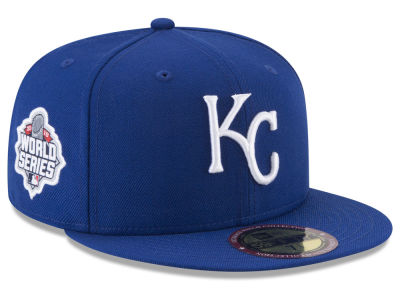 Kansas City Royals New Era MLB Ultimate Patch Collection World Series 2.0 59FIFTY Cap