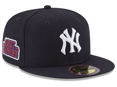 New York Yankees New Era MLB Ultimate Patch Collection World Series 2.0 59FIFTY Cap