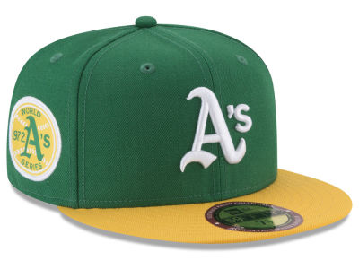 Oakland Athletics New Era MLB Ultimate Patch Collection World Series 2.0 59FIFTY Cap