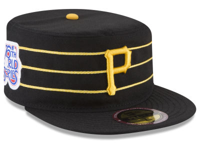 Pittsburgh Pirates New Era MLB Ultimate Patch Collection World Series 2.0 59FIFTY Cap