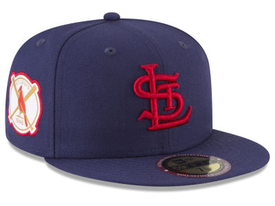 St. Louis Cardinals New Era MLB Ultimate Patch Collection World Series 2.0 59FIFTY Cap