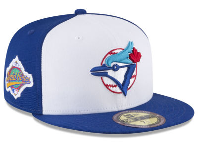 Toronto Blue Jays New Era MLB Ultimate Patch Collection World Series 2.0 59FIFTY Cap