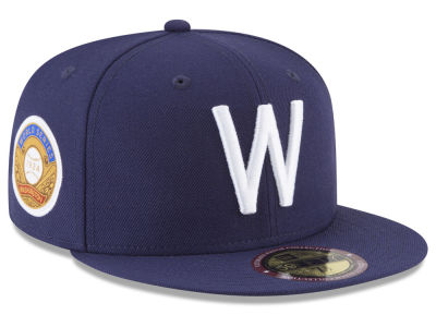Washington Senators New Era MLB Ultimate Patch Collection World Series 2.0 59FIFTY Cap