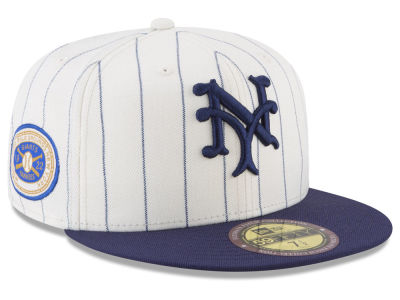 New York Giants New Era MLB Ultimate Patch Collection World Series 2.0 59FIFTY Cap