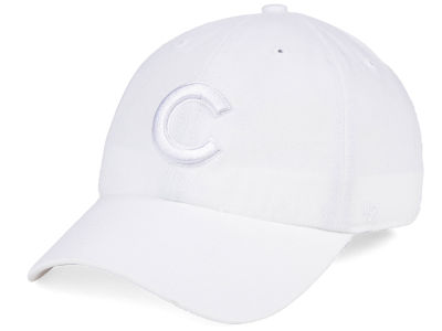 Chicago Cubs '47 MLB White/White '47 CLEAN UP Cap