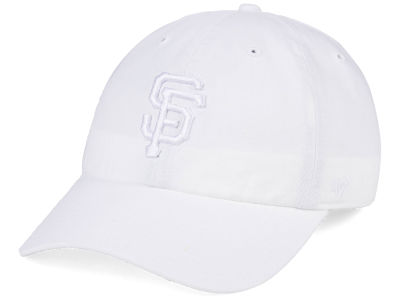 San Francisco Giants '47 MLB White/White '47 CLEAN UP Cap
