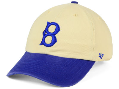 Los Angeles Dodgers '47 MLB Cooperstown Two Tone '47 CLEAN UP Cap