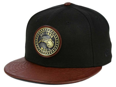 Orlando Magic New Era NBA Butter Badge 9FIFTY Snapback Cap