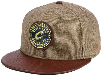 Cleveland Cavaliers New Era NBA Butter Badge 9FIFTY Snapback Cap