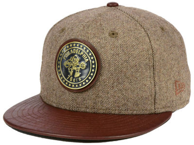 Philadelphia 76ers New Era NBA Butter Badge 9FIFTY Snapback Cap