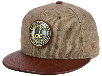 Washington Wizards New Era NBA Butter Badge 9FIFTY Snapback Cap