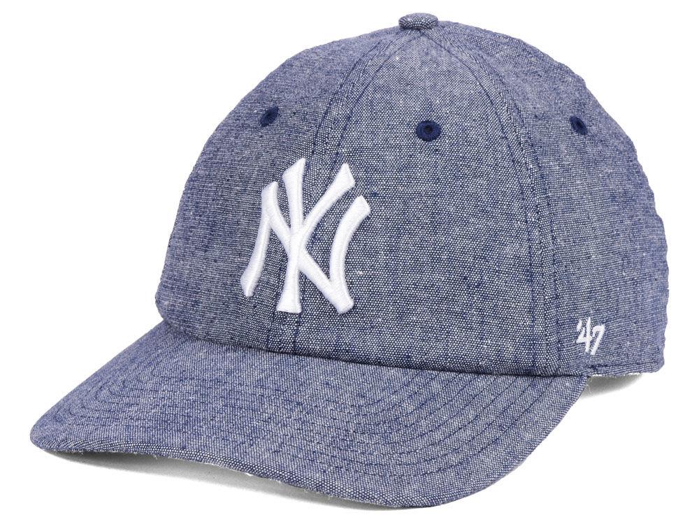 441c6b2b7651 New York Yankees  47 MLB Emery CLEAN UP Cap