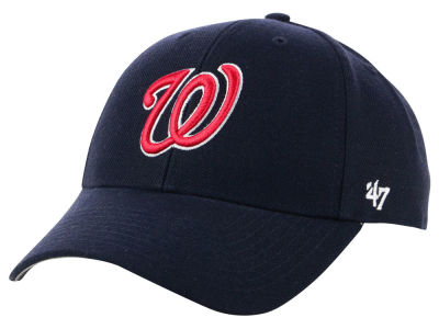 Washington Nationals '47 MLB Core '47 MVP Cap