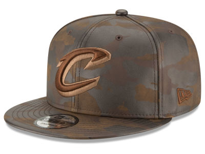 Cleveland Cavaliers New Era NBA Butter So Camo 9FIFTY Snapback Cap