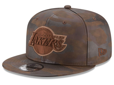 Los Angeles Lakers New Era NBA Butter So Camo 9FIFTY Snapback Cap
