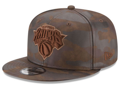 New York Knicks New Era NBA Butter So Camo 9FIFTY Snapback Cap