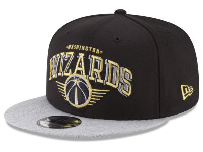 Washington Wizards New Era NBA Gold Mark 9FIFTY Snapback Cap
