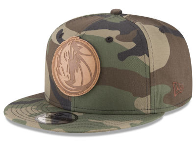 Dallas Mavericks New Era NBA Camo 9FIFTY Snapback Cap