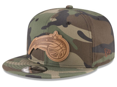 Orlando Magic New Era NBA Camo 9FIFTY Snapback Cap