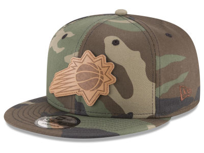 Phoenix Suns New Era NBA Camo 9FIFTY Snapback Cap