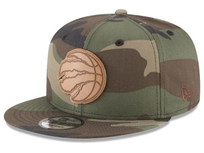Toronto Raptors New Era NBA Sergeant Camo 9FIFTY Snapback Cap