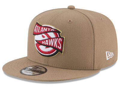 Atlanta Hawks New Era NBA Team Banner 9FIFTY Snapback Cap