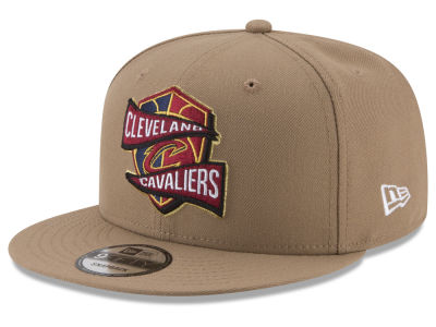 Cleveland Cavaliers New Era NBA Team Banner 9FIFTY Snapback Cap