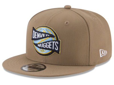Denver Nuggets New Era NBA Team Banner 9FIFTY Snapback Cap