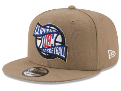Los Angeles Clippers New Era NBA Team Banner 9FIFTY Snapback Cap