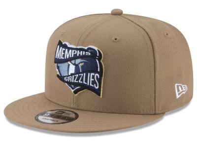 premium selection dab0d 862e3 Memphis Grizzlies New Era NBA Team Banner 9FIFTY Snapback Cap