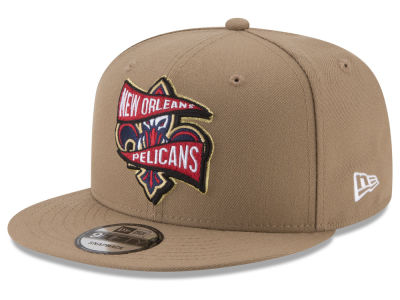New Orleans Pelicans New Era NBA Team Banner 9FIFTY Snapback Cap