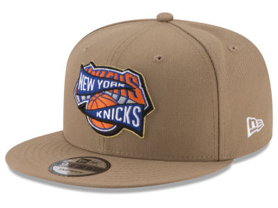 New York Knicks New Era NBA Team Banner 9FIFTY Snapback Cap