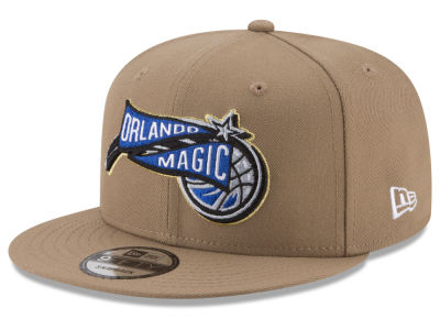 low priced 6d669 a7fd9 Orlando Magic New Era NBA Team Banner 9FIFTY Snapback Cap