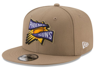 Phoenix Suns New Era NBA Team Banner 9FIFTY Snapback Cap