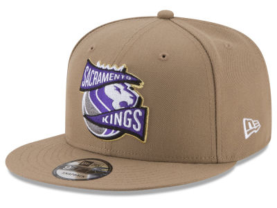 Sacramento Kings New Era NBA Team Banner 9FIFTY Snapback Cap